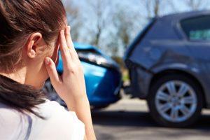 whiplash neck injury headache